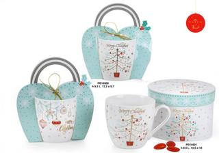1C50 - Regali - Ceramiche Natalizie - Natale e Altre Ricorrenze - Prodotti - Paben