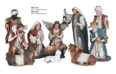 1C9F - Presepi - Natività Resina - Natale e Altre Ricorrenze - Prodotti - Rebolab
