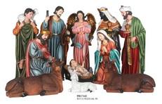 1CA0 - Presepi - Natività Resina - Natale e Altre Ricorrenze - Prodotti - Rebolab