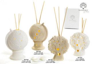 1D01 - Collezioni Porcellana-Ceramica - Mandorle Bomboniere  - Prodotti - Rebolab