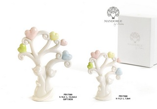 1D10 - Collezioni Porcellana-Ceramica - Mandorle Bomboniere  - Prodotti - Rebolab