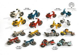 1D13 - Macchinine - Moto - Bici - Arte, Storia e Souvenir - Prodotti - Paben