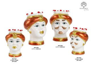 1D72 - Collezioni Porcellana-Ceramica - Mandorle Bomboniere  - Prodotti - Rebolab