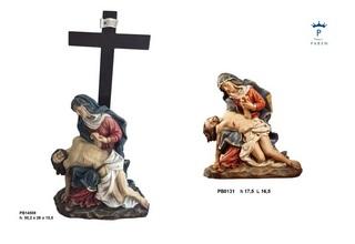 1E1F - Statue Pasquali - Natale e Altre Ricorrenze - Prodotti - Paben